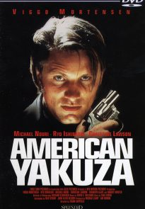 American Yakuza cover (Germany)
