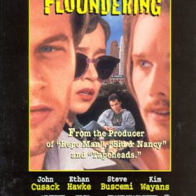 Floundering DVD cover