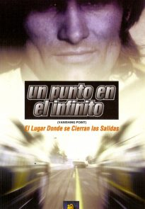 Vanishing Point VHS cover - Argentina