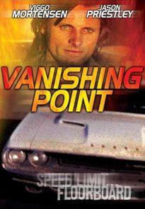 Vanishing Point DVD cover - USA