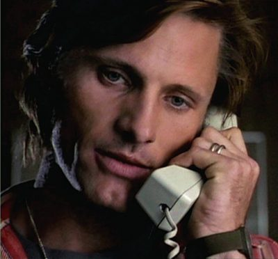 Viggo Mortensen in Vanishing Point