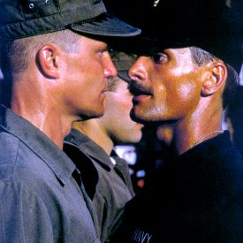 Viggo Mortensen & Stephen Ramsey in G.I. Jane