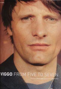 Viggo Mortensen in Flaunt, April 1999 - p 2