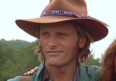 Viggo Mortensen at Woodstock in A Walk on the Moon