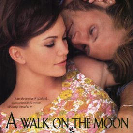 Viggo Mortensen & Diane Lane - Walk on the Moon poster (Canada)