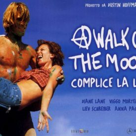 Viggo Mortensen & Diane Lane - Walk on the Moon poster (Italy)