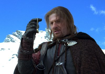 Sean Bean as Boromir in The Fellowship of the Ring