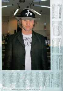 Viggo Mortensen in MovieStar #99 May 2003 p4