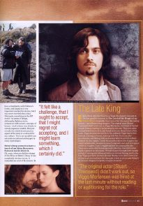 Hail to the King - Starburst Dec 2003 p4