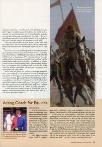 Hidalgo in American Cowboy March 2004 p4