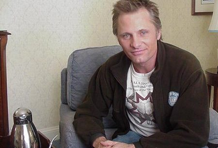 Viggo Mortensen, photo by Spence