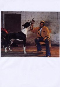 Viggo Mortensen in L'uomo Vogue April 2004 p2