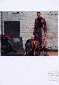 Viggo Mortensen in L'uomo Vogue April 2004 p3
