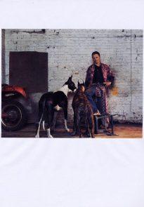 Viggo Mortensen in L'uomo Vogue April 2004 p4