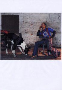 Viggo Mortensen in L'uomo Vogue April 2004 p8