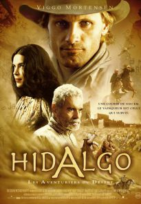 Hidalgo movie poster (France) - Viggo Mortensen, Omar Sharif, Zuleikha Robinson