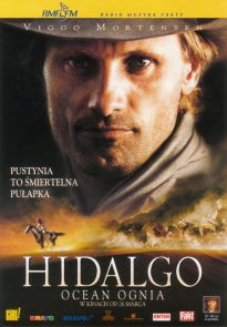 Hidalgo movie poster (Poland) - Viggo Mortensen