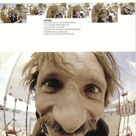 Viggo Mortensen @ Cannes 2005 fisheye by Cronenberg