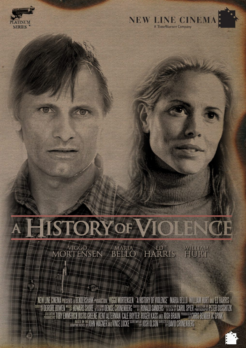 Different Architectural Styles Exterior House Designs: Viggo Mortensen In A History Of Violence