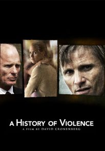 A History of Violence poster (USA)