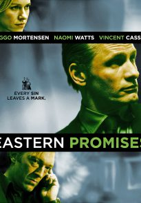 Eastern Promises disc cover
