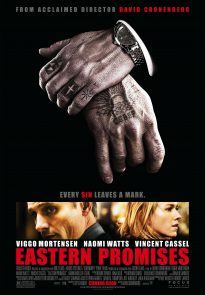 Eastern Promises movie poster - USA