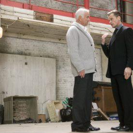 Viggo Mortensen & Armin Mueller-Stahl in Eastern Promises