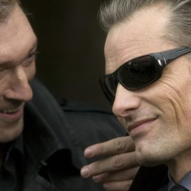 Viggo Mortensen & Vincent Cassel in Eastern Promises