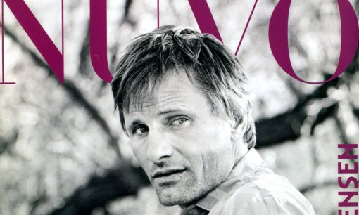 Viggo Mortensen on NUVO magazine cover Autumn 2007