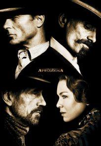 Appaloosa poster - Mortensen, Harris, Irons, Zellweger