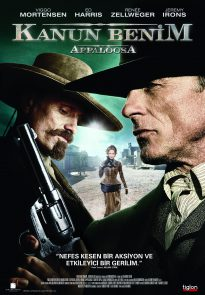 Appaloosa poster (Turkey) - Mortensen, Harris, Zellweger