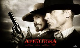 Appaloosa wallpaper - Viggo Mortensen & Ed Harris