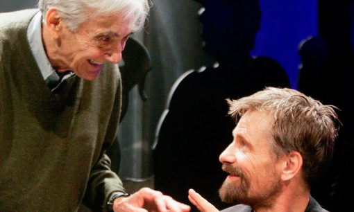 Howard Zinn & Viggo Mortensen