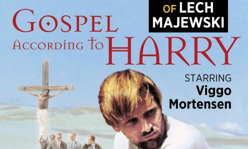 DVD cover for Gospel According to Harry (Ewangelia wedlug Harry'ego)