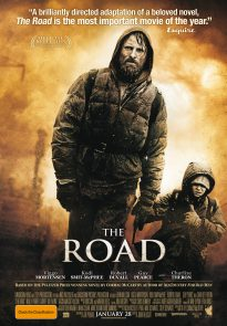 The Road movie poster - Australia