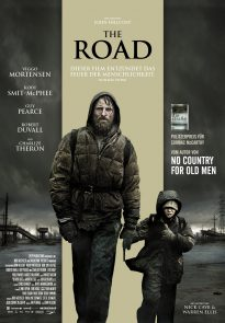 The Road movie poster - Germany