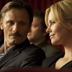 Viggo Mortensen & Charlize Theron in The Road