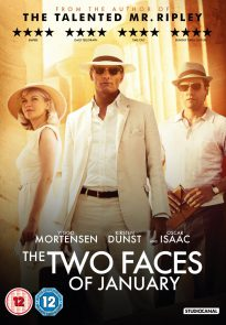 The Two Faces of January - DVD cover (UK)
