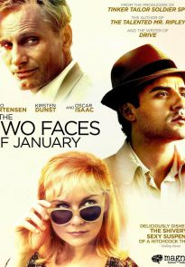 The Two Faces of January - DVD cover