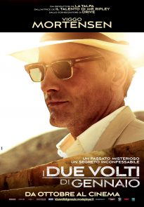 The Two Faces of January - movie poster (Italy)