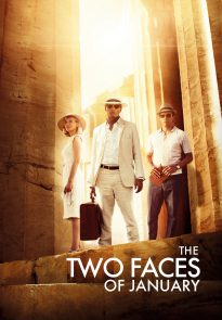 The Two Faces of January - unset movie poster