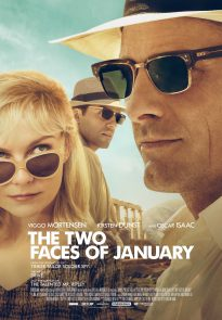 The Two Faces of January - movie poster (USA)