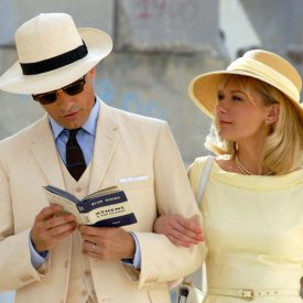 Viggo Mortensen & Kirsten Dunst in The Two Faces of January