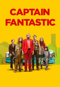 Captain Fantastic cover - UK
