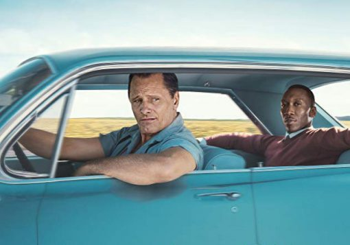 Viggo Morgensen & Mahershala Ali in Green Book