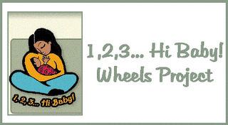 1,2,3,... Hi Baby! Wheels Project