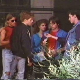 High School Narc - Viggo Mortensen, Nancy Travis, Greg Germann, Don Harvey, Michael E. Knight
