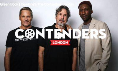 Viggo Mortensen, Peter Farrelly, Mahershala Ali - The Contenders