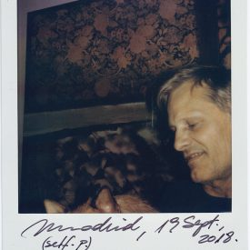 Polaroid by Viggo Mortensen - Madrid Sept 2018