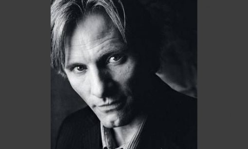 Viggo Mortensen, photo by Jerome de Perlinghi for Elle Sep 2009